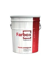 Эмаль ПФ-115 Farbox белая