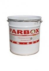 Грунт ГФ-021 Farbox серый